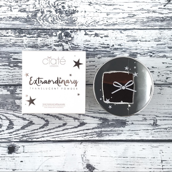 Ciate Other - NEW Ciate London Extraordinary Translucent Powder